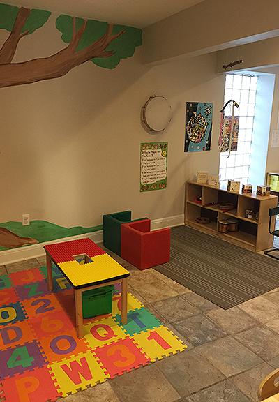 Infant/Toddler Room