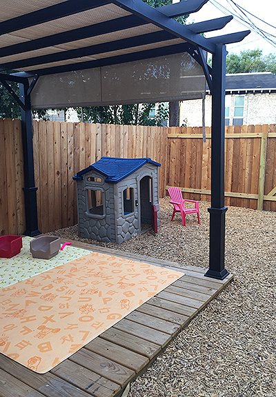 Infant Porch