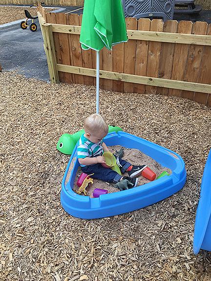 Infant/Toddler Playground